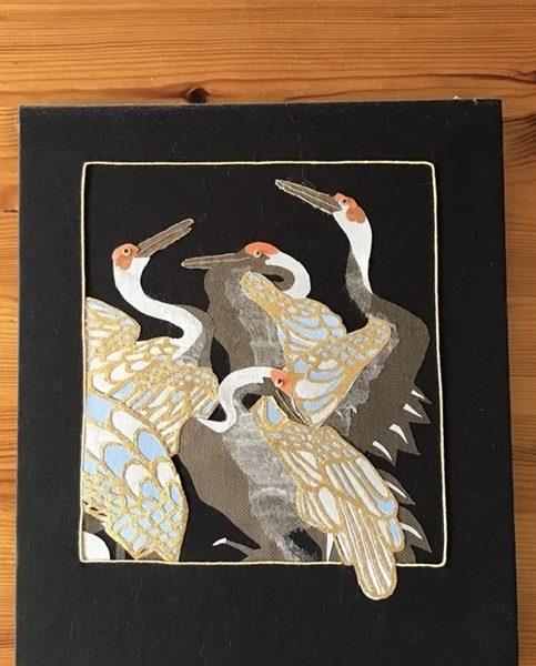 Cranes by Heather Head